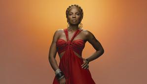 Mary J Blige for SHI Symbol International