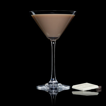 David Brogan Cocktail King of USA, Chocolate Martini the Eigth Deadly Sin as featured on SHI Symbol