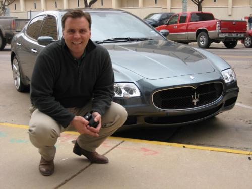 SHI Symbol Emag columnist and Biz Television Mutual Fund Circus Host Anthony Migyanka Maserati 007