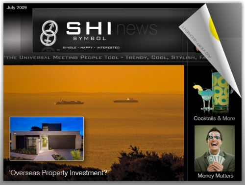 SHI Symbol International July Emag for the latest news and trends for Singles everywhere
