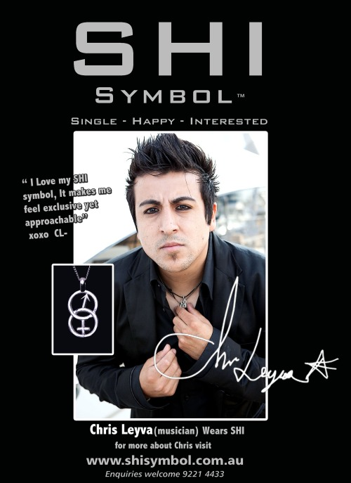 Musician Chris Leyva and SHI Symbol International join forces