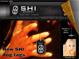 SHI Symbol International September Emag - the Mag just for Singles the world over
