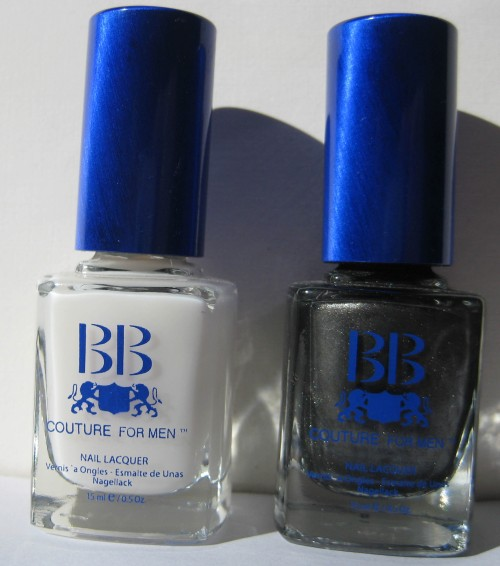 FREE Entry to BB Couture's Men's Nail Polish Set for Giveaway by SHI Symbol