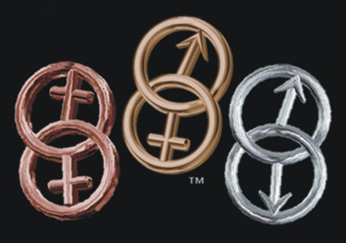 Gay, Lesbian and Heterosexual SHI Symbols