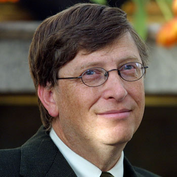 Bill Gates - the reality check for young ones today