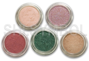 SHI Symbol's Heartbreaker Heaven Natural Mineral Eyeshadow Collection