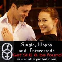 SHI Symbol for Singles around the world