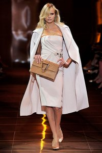 Armani Paris Fashion 2010 - wonderful white